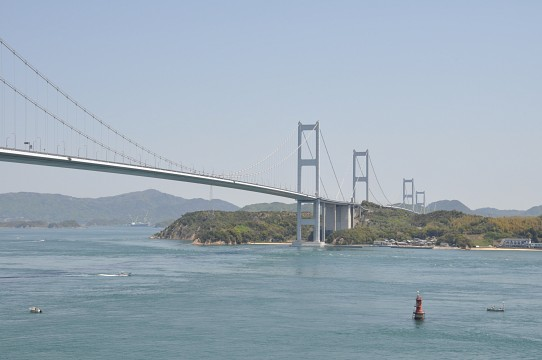 Kurushima-Kaikyō Bridge