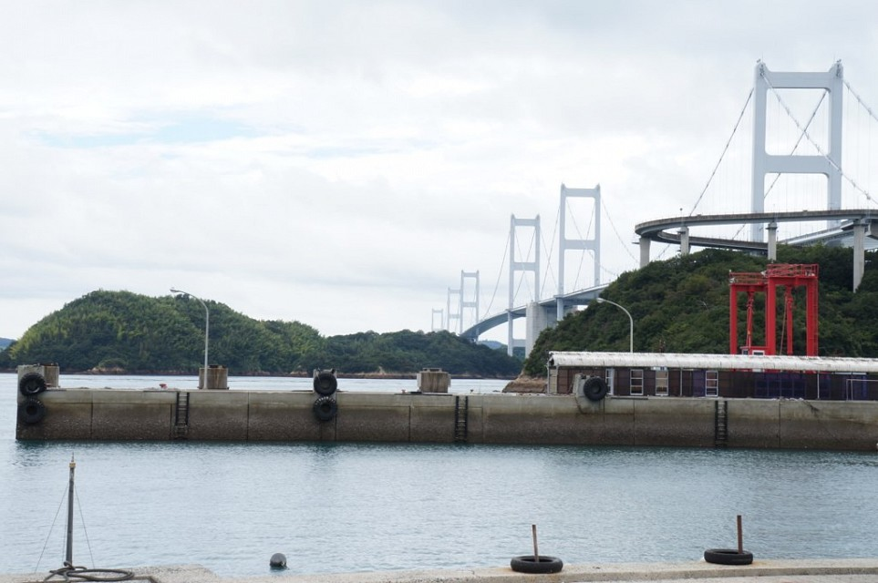 来島海峡大橋 - Kurushima-Kaikyō Bridge
