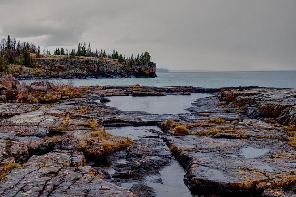Tee Harbour - Lake Superior Provincial Park