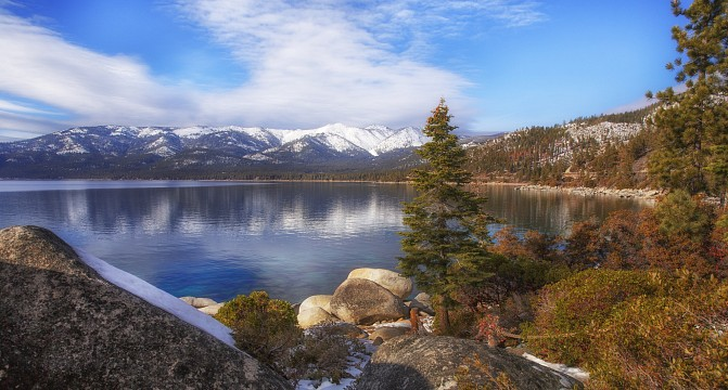 Lake Tahoe – Nevada State Park