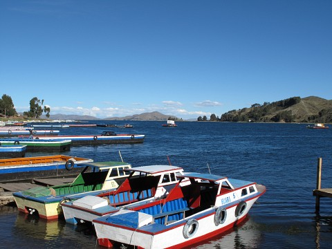 - Lake