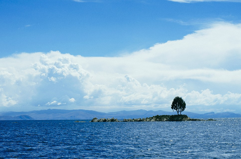 Lake Titicaca. - Lake Titicaca