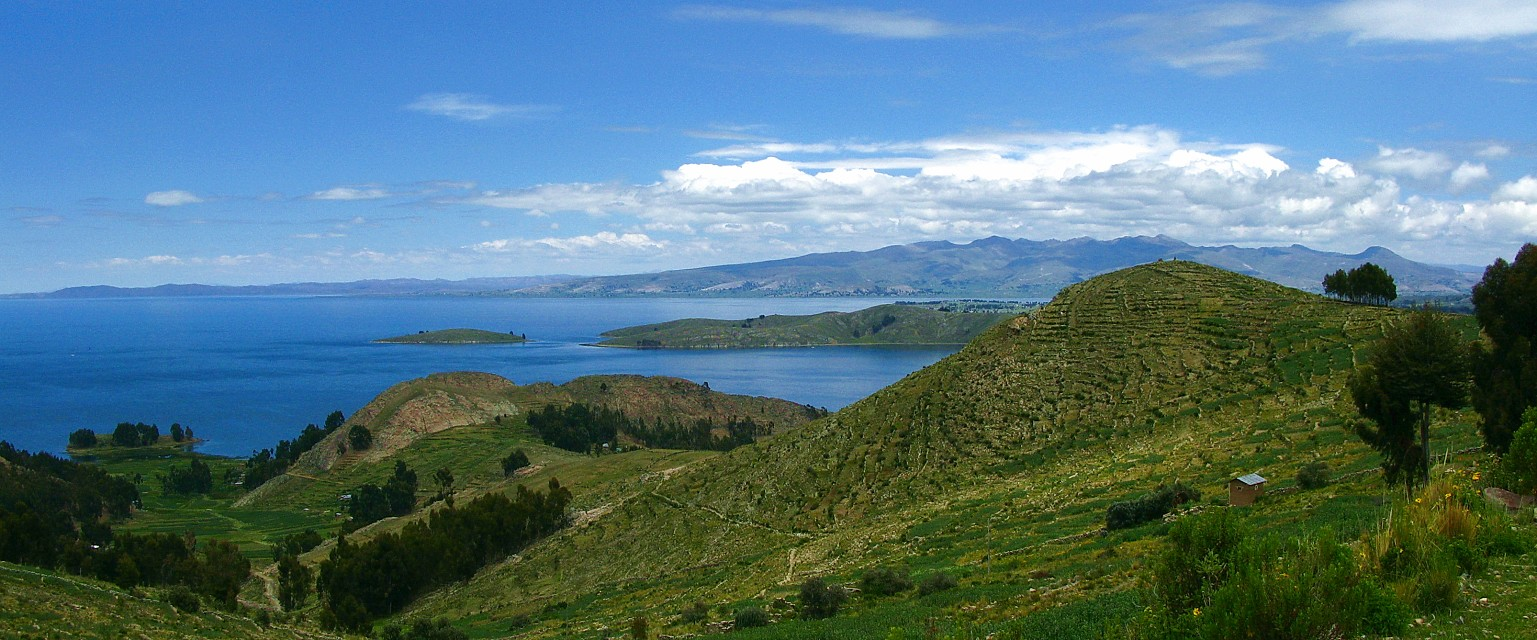 Lake Titicaca vista - Lake Titicaca