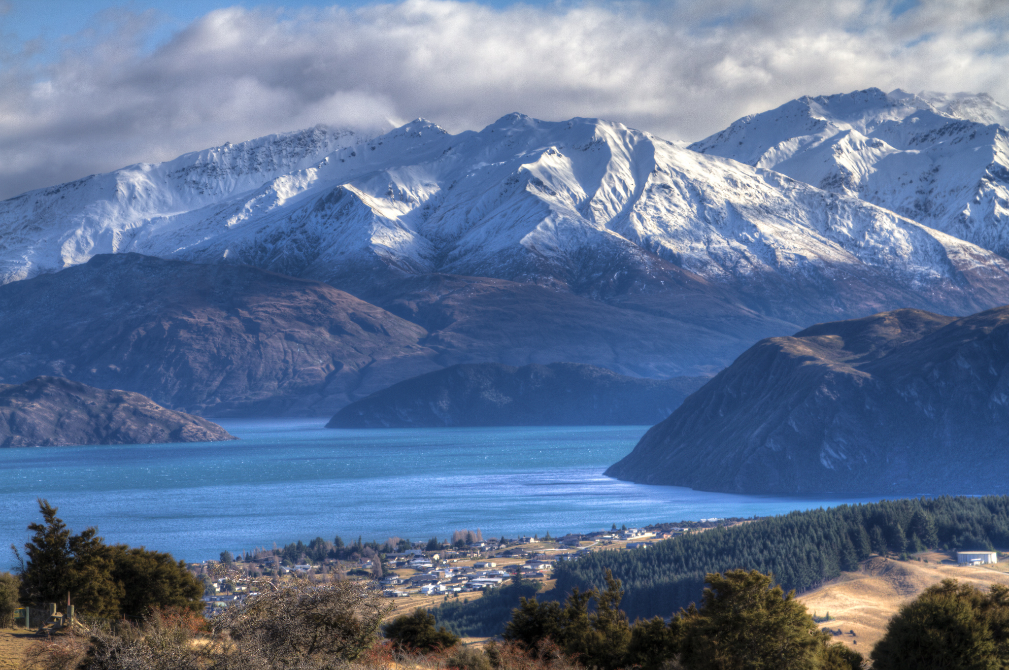 how to get from queenstown to wanaka