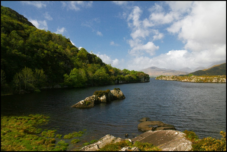 Ring Of Kerry. - Lakes of Killarney