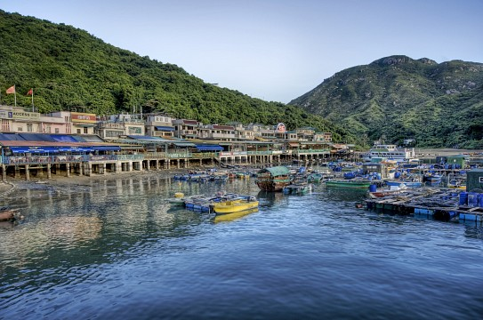 The Blue of Lamma