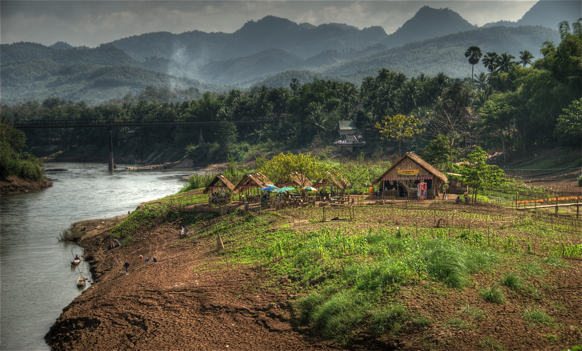 Laos in asia thousand wonders Usa countryside pictures