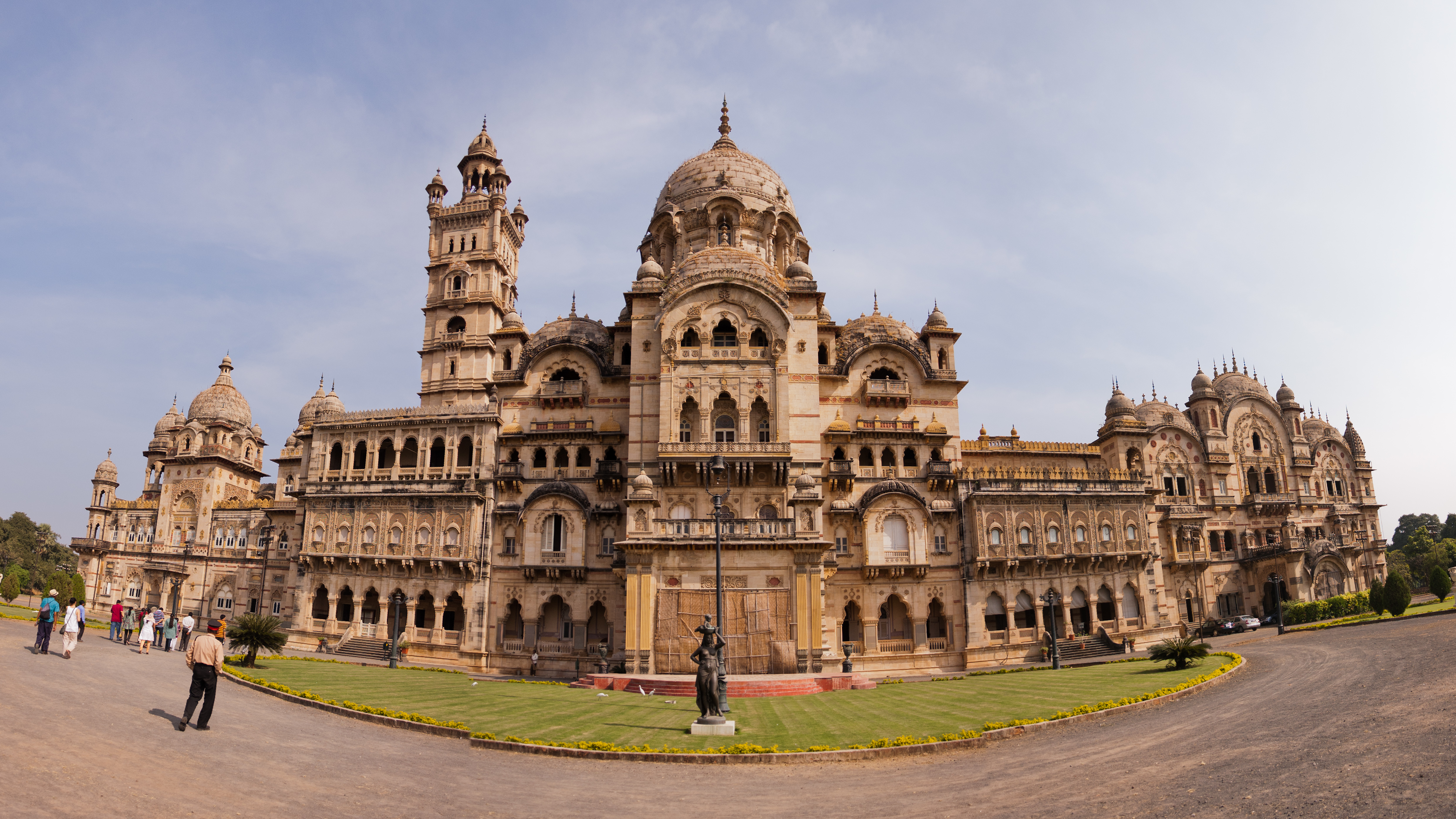 Laxmi vilas palace vadodara palace in india thousand for Architecture design for home in vadodara