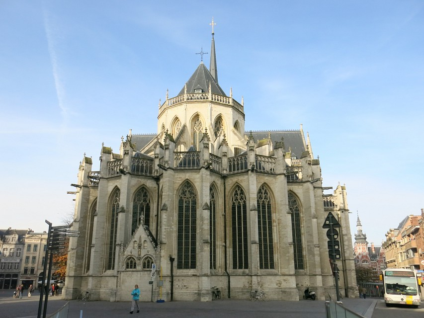 St. Peter's Church, Leuven - Leuven