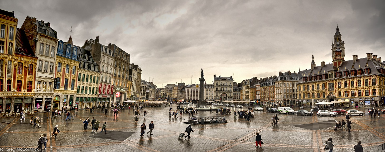 Grand Place II - Lille