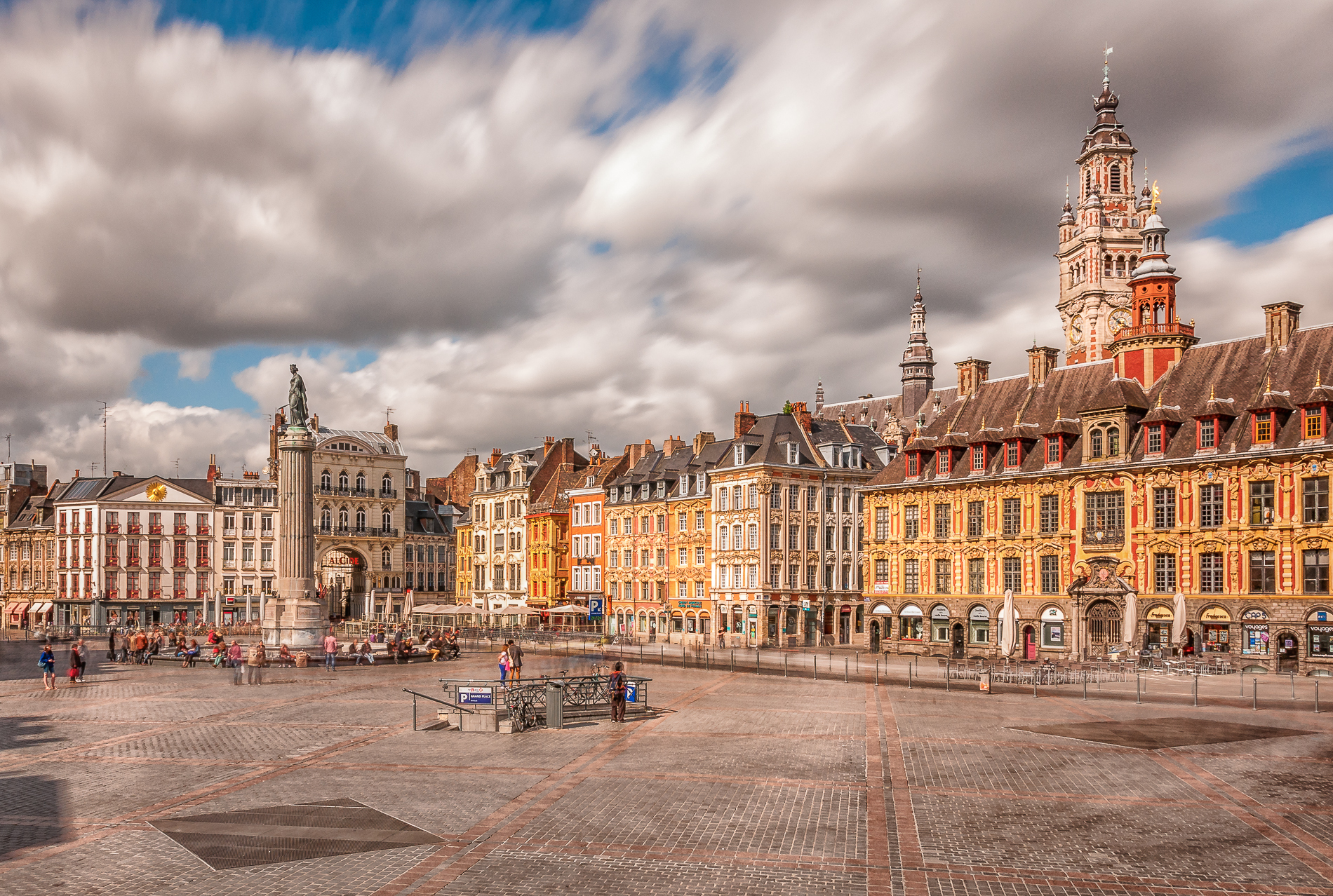 Lille in france thousand wonders for Lille capitale des flandres