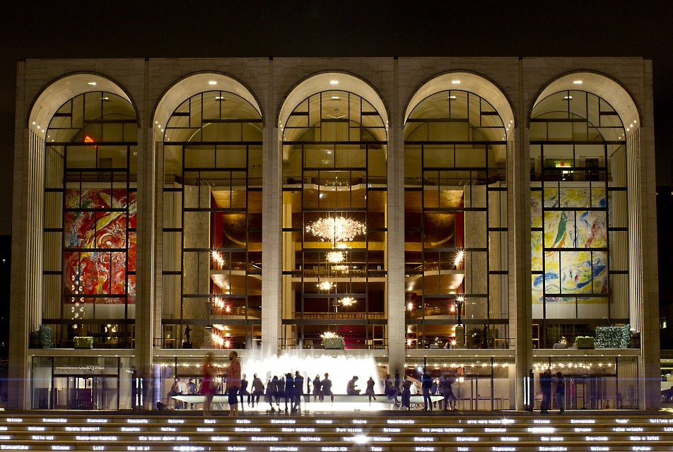 Metropolitan Opera - Lincoln Center for the Performing Arts