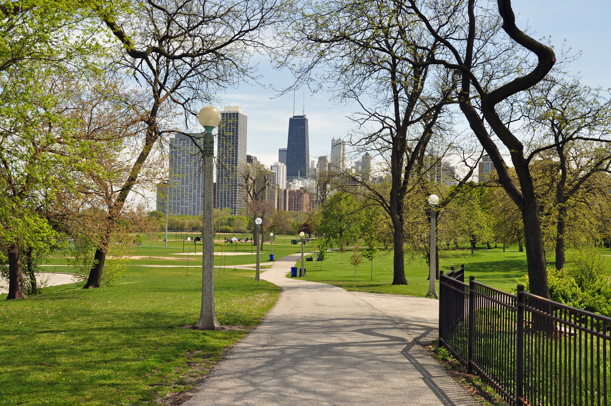 Lincoln Park Urban Park In Chicago Thousand Wonders