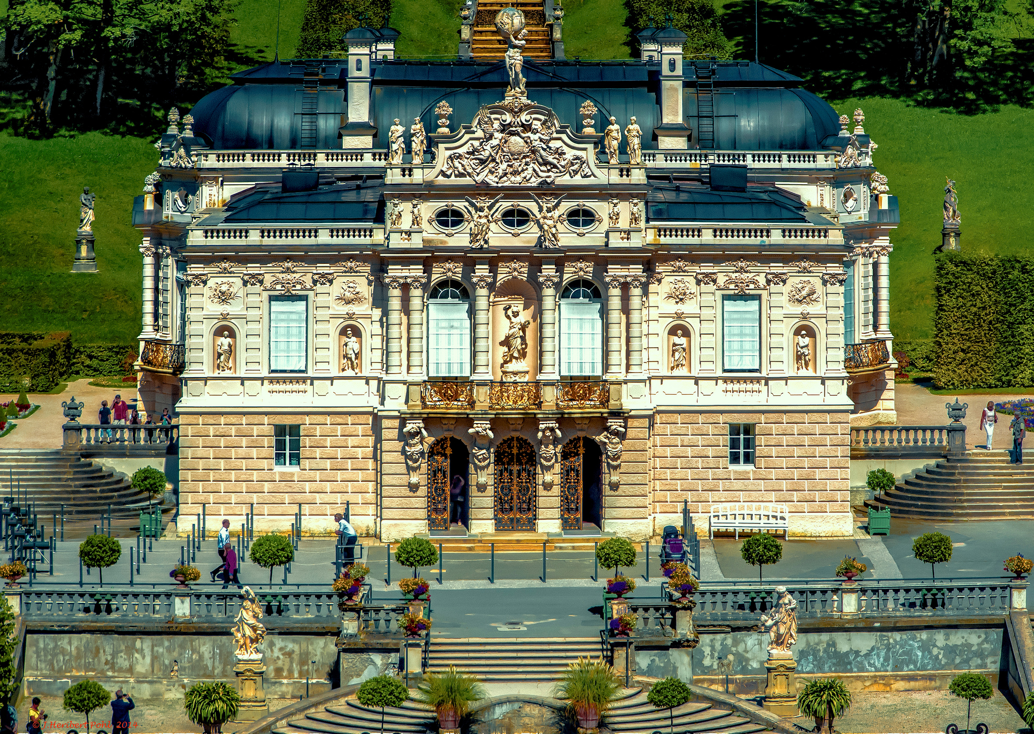 Linderhof Palace - Palace in Germany - Thousand Wonders
