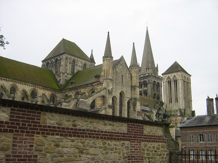 Lisieux cathedral - Lisieux Cathedral
