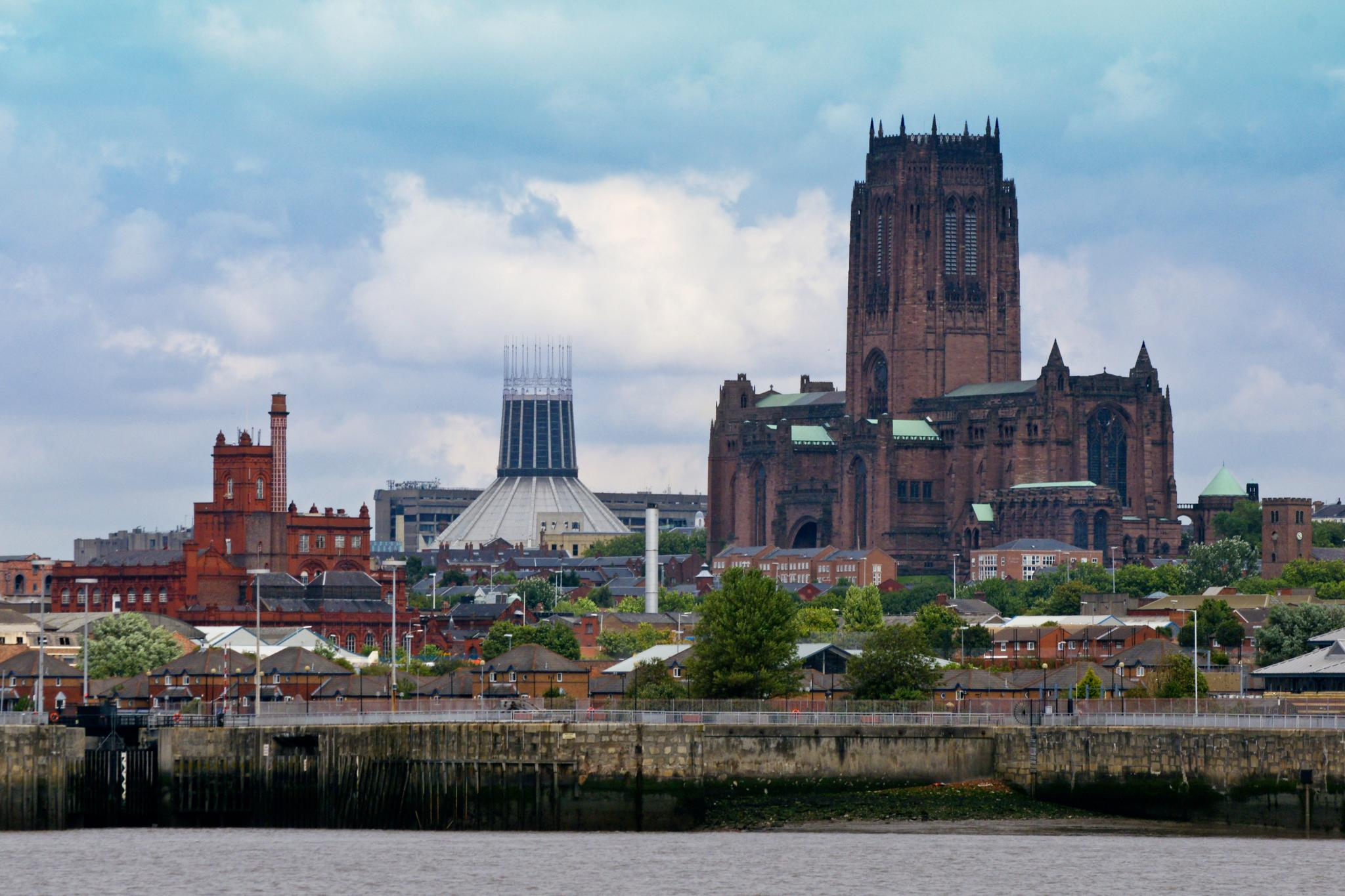 Liverpool - City in England - Thousand Wonders
