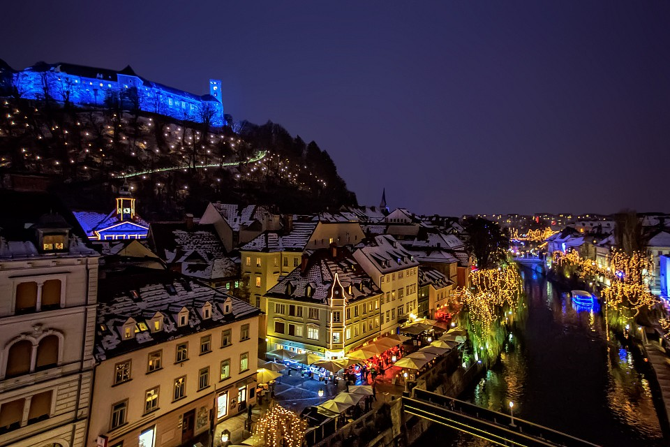 Castle on