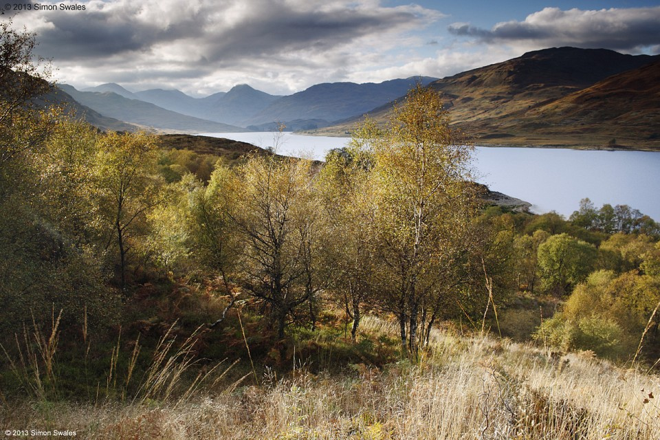Loch Lomond And The Trossachs National Park National