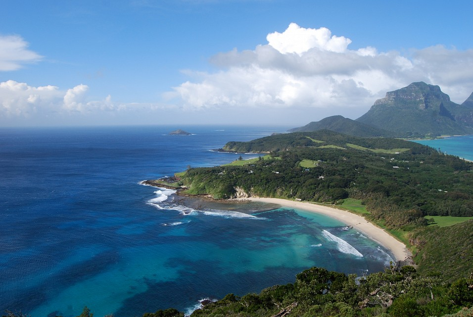 Ned's Beach - Lord Howe