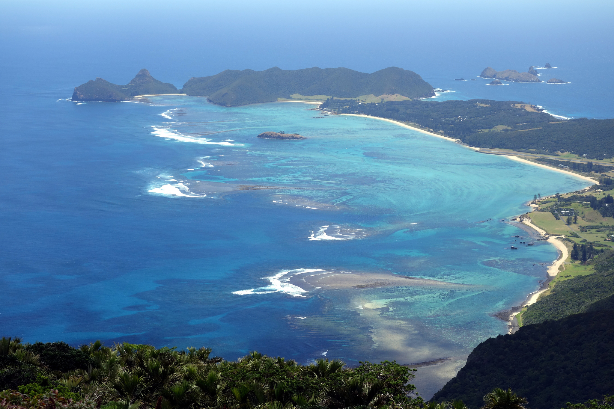 how to go to lord howe island