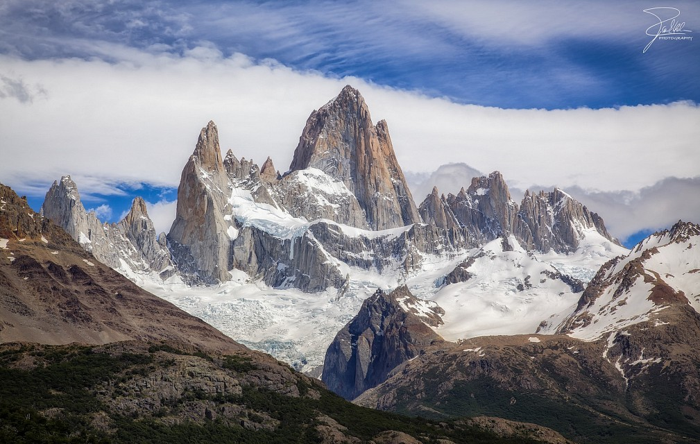 - Los Glaciares National
