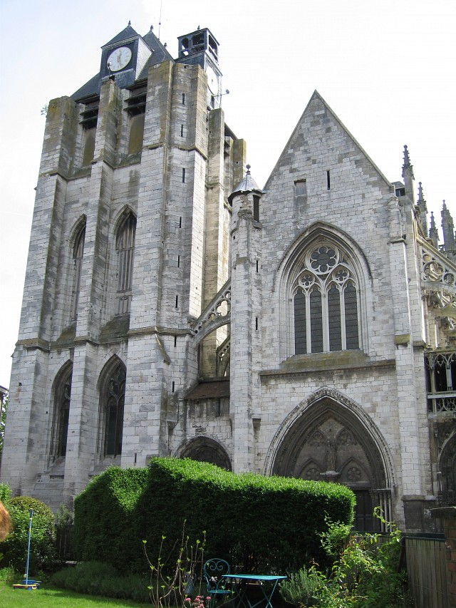 Notre Dame Cathedral in Louviers - Louviers Cathedral