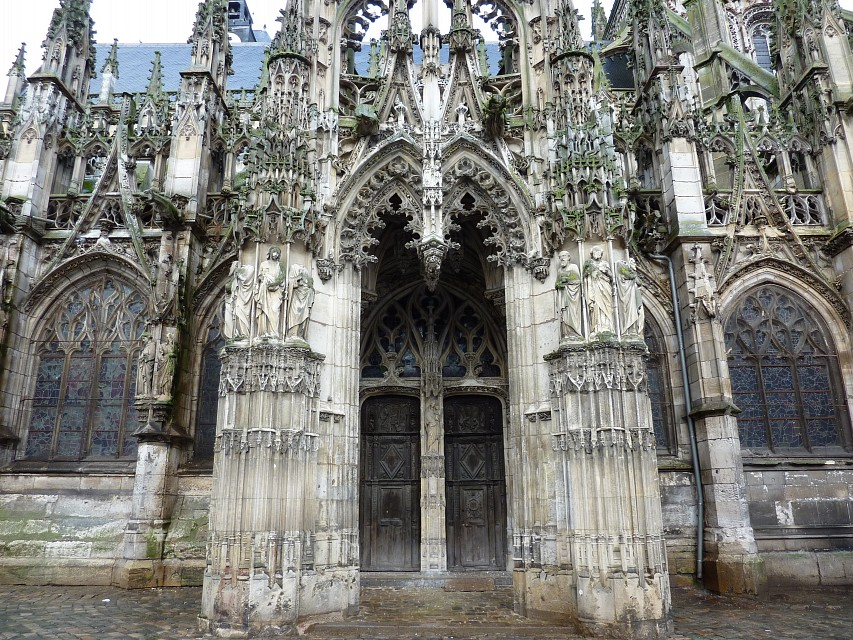 Louviers - Louviers Cathedral