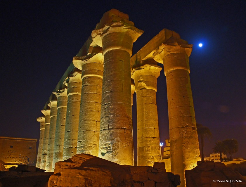 Luxor Temple - Thanks for 1,400+ views and 750+ comments - Luxor Temple