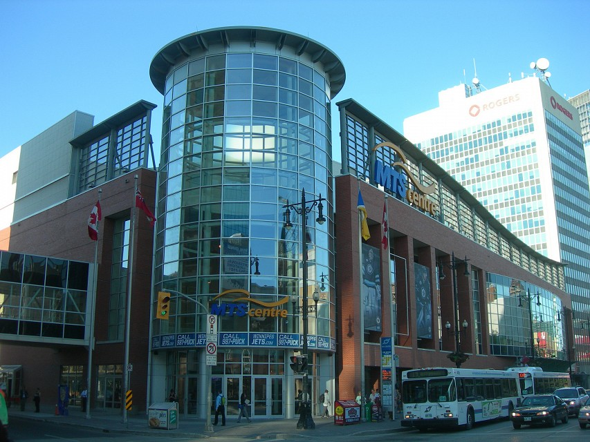 The MTS Centre - MTS Centre