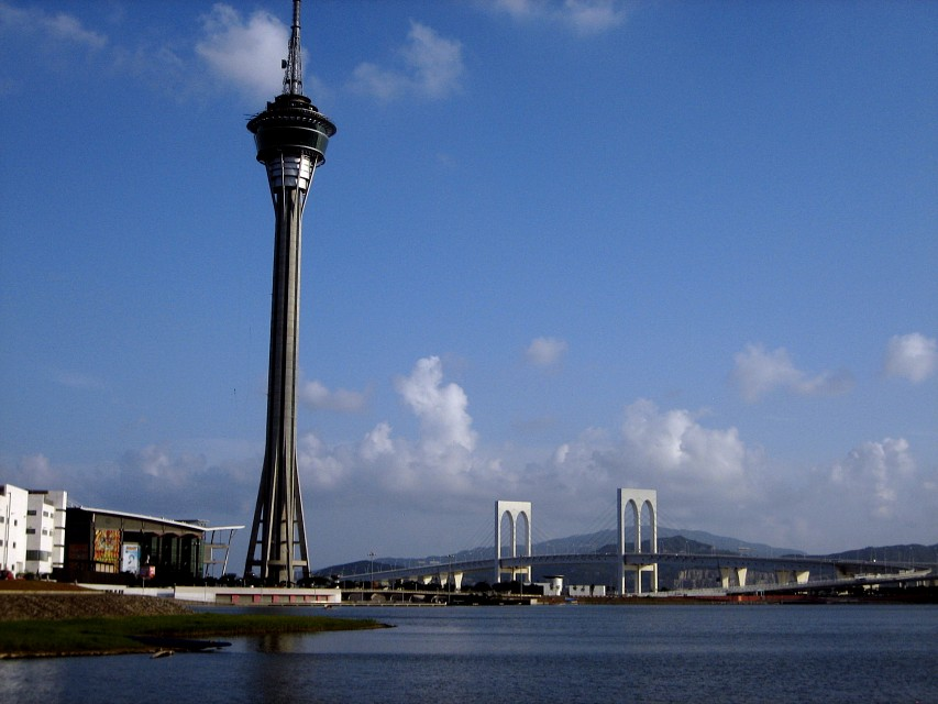 Macao tower - Macau Tower