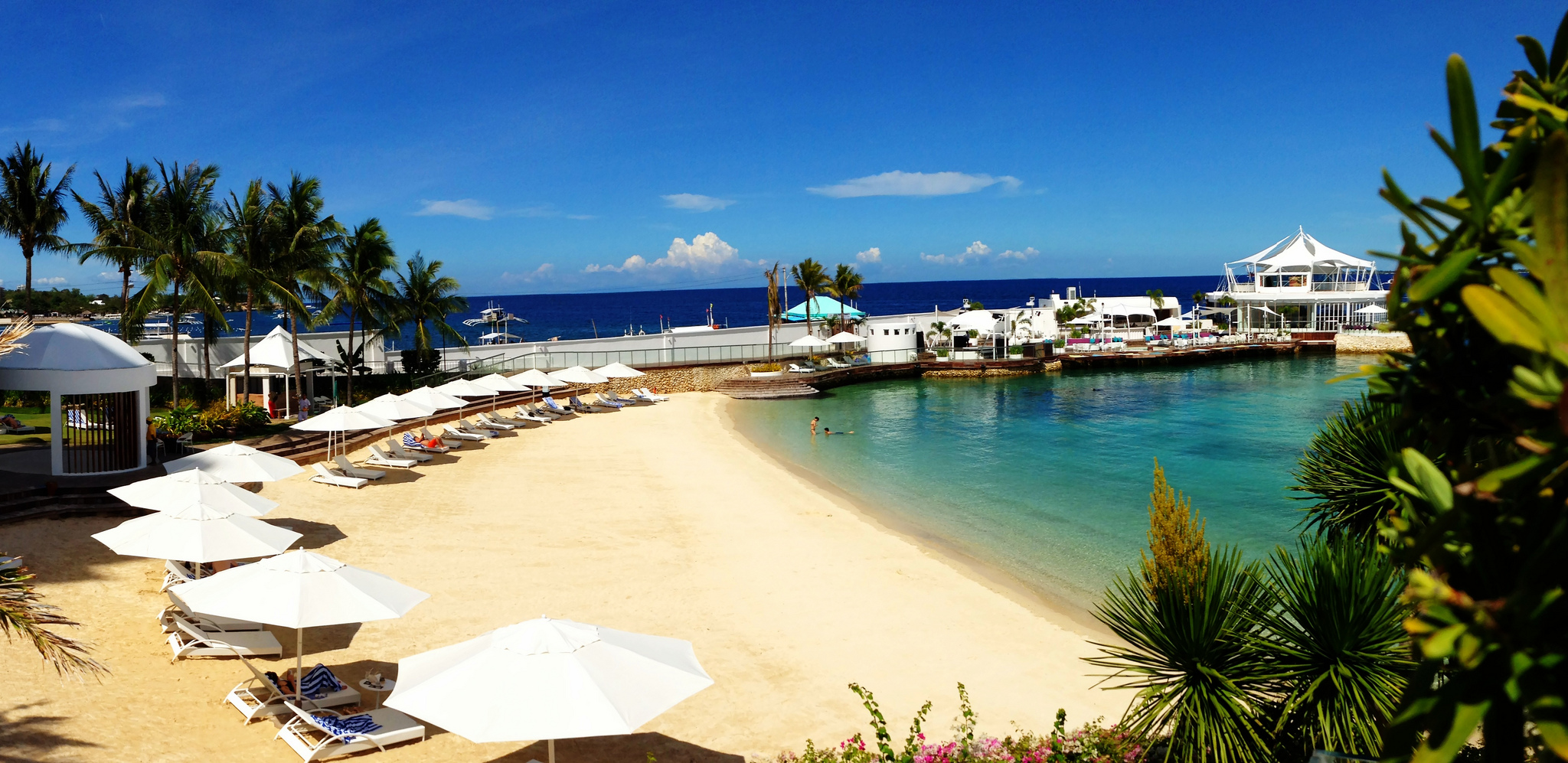 Mactan Island Beach Resort Cebu