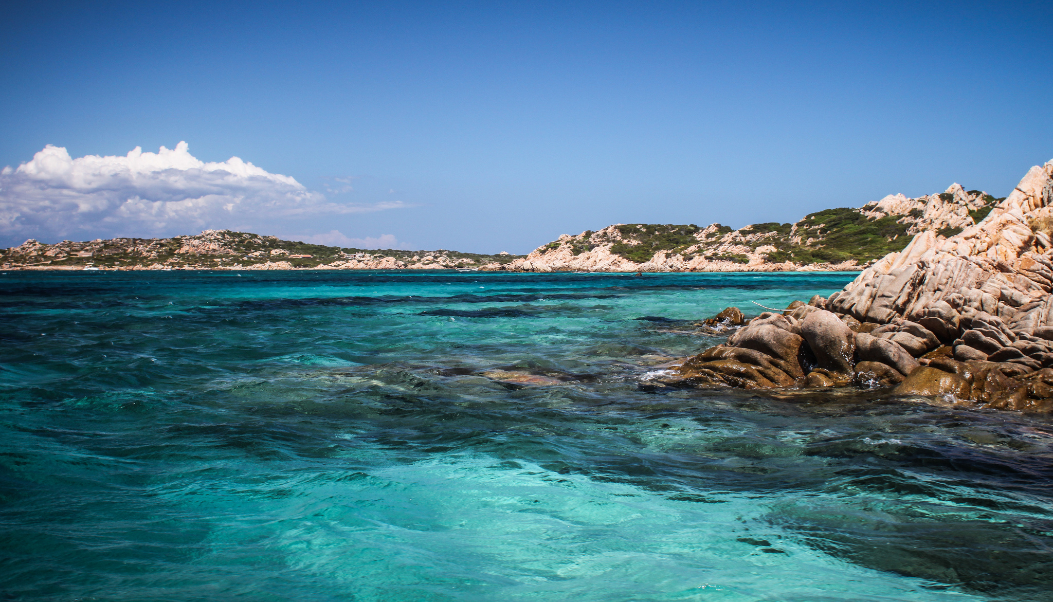 Image result for Maddalena Archipelago National Park