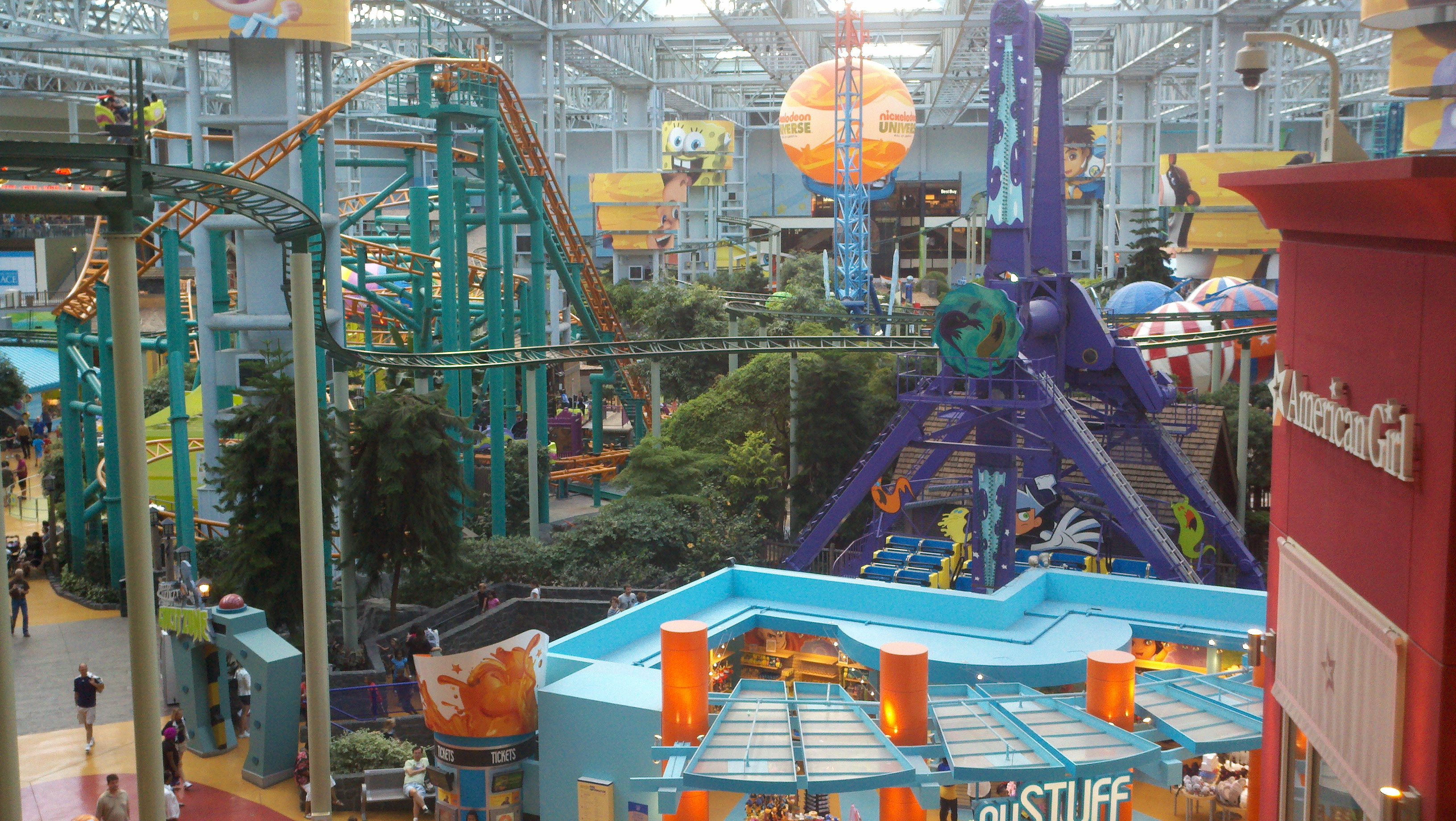 Mall Of America - Shopping Mall In Minneapolis