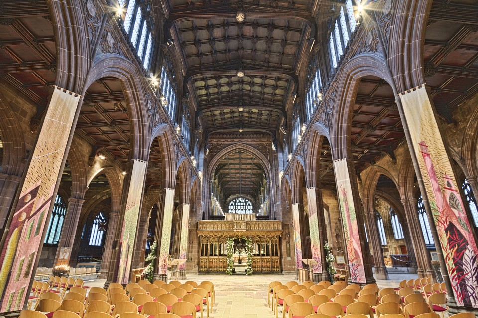 Manchester Cathedral - Manchester