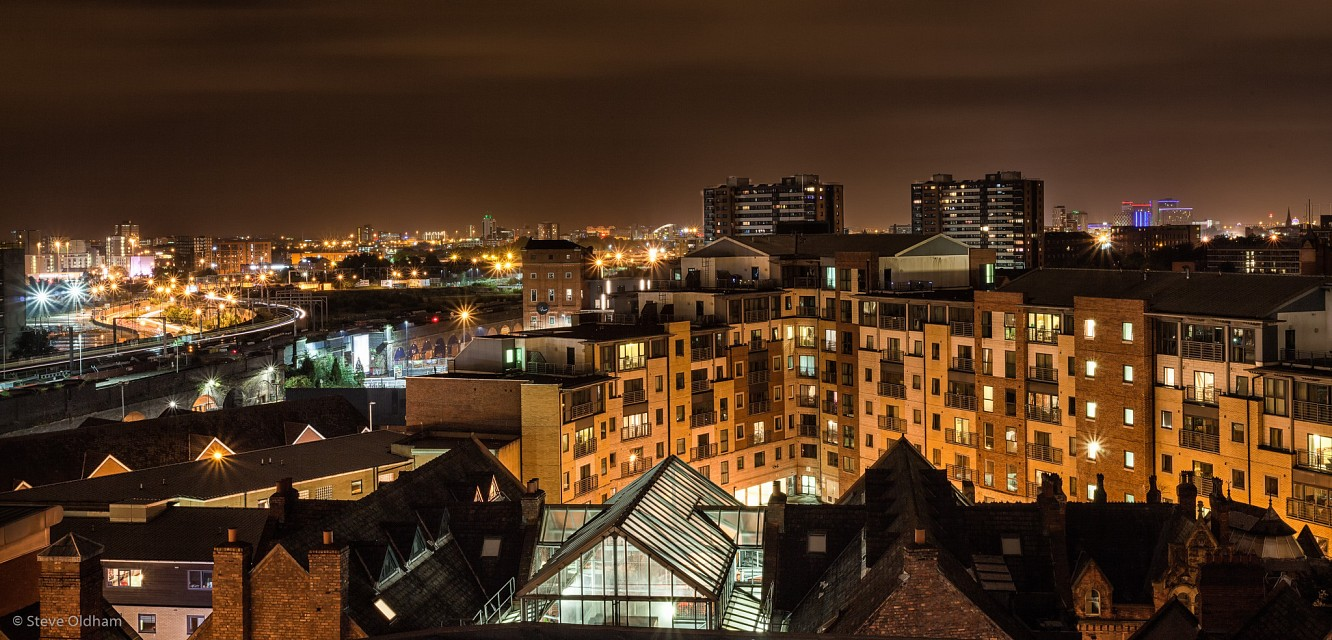 Manchester by Night - Manchester