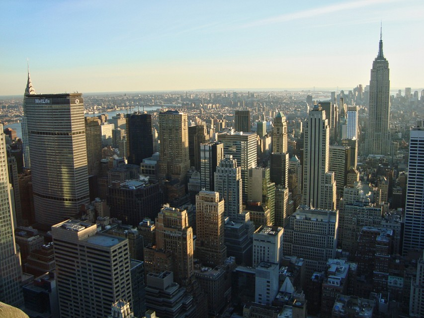 Midtown Manhattan East, New York City, USA - Manhattan