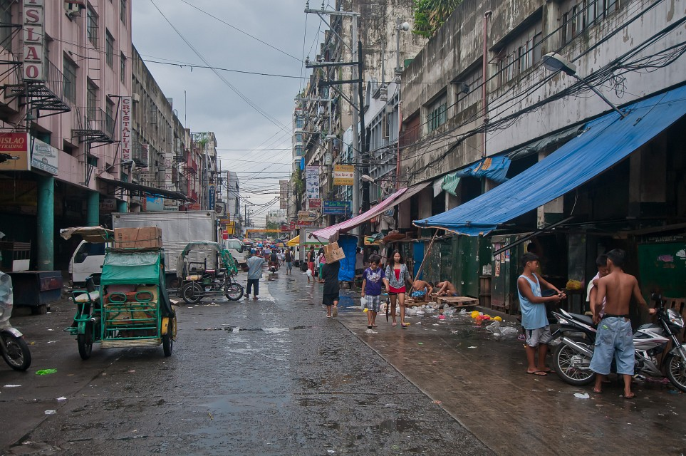 North of Chinatown - Manila