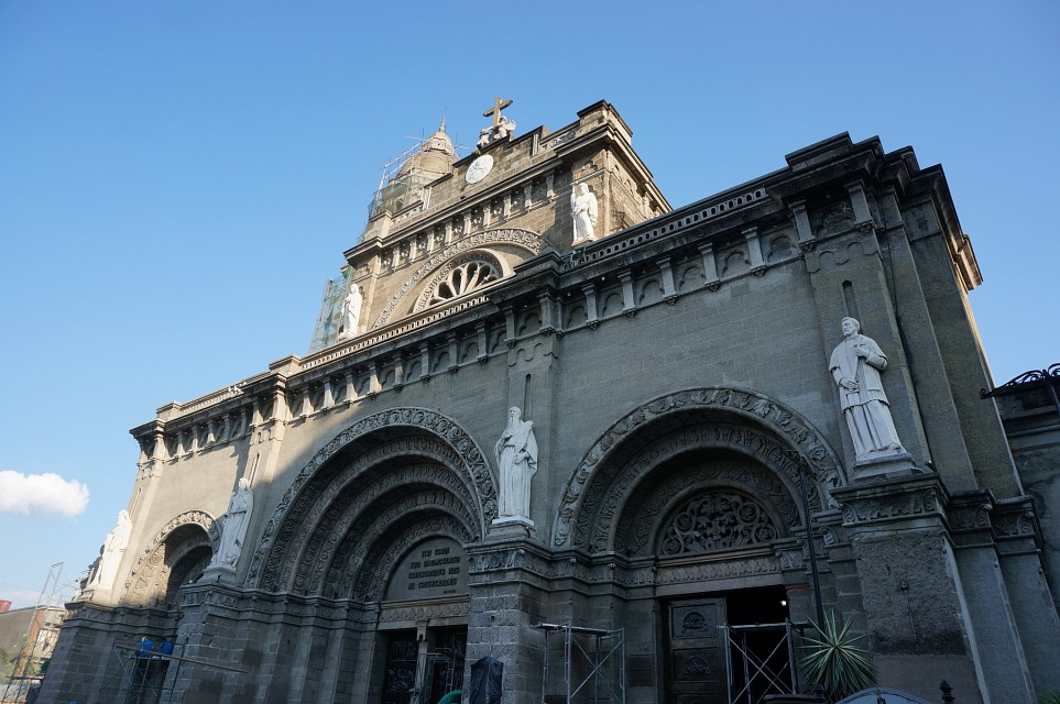 Manila Cathedral - Manila Cathedral
