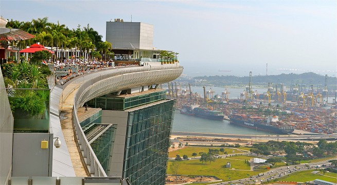 Marina Bay Sands -