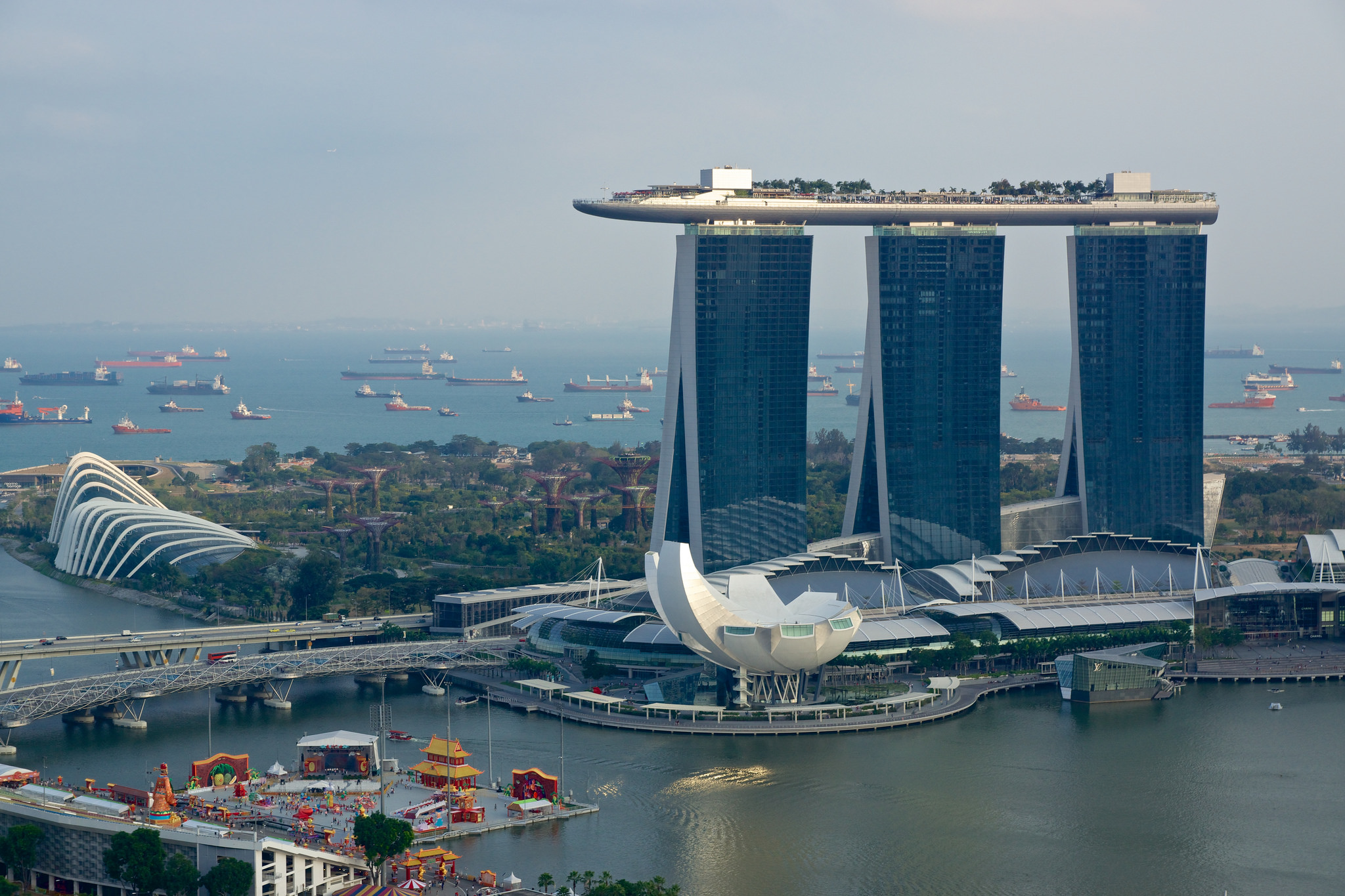 Marina bay sands hotel and casino complex in singapore soiree poker nantes