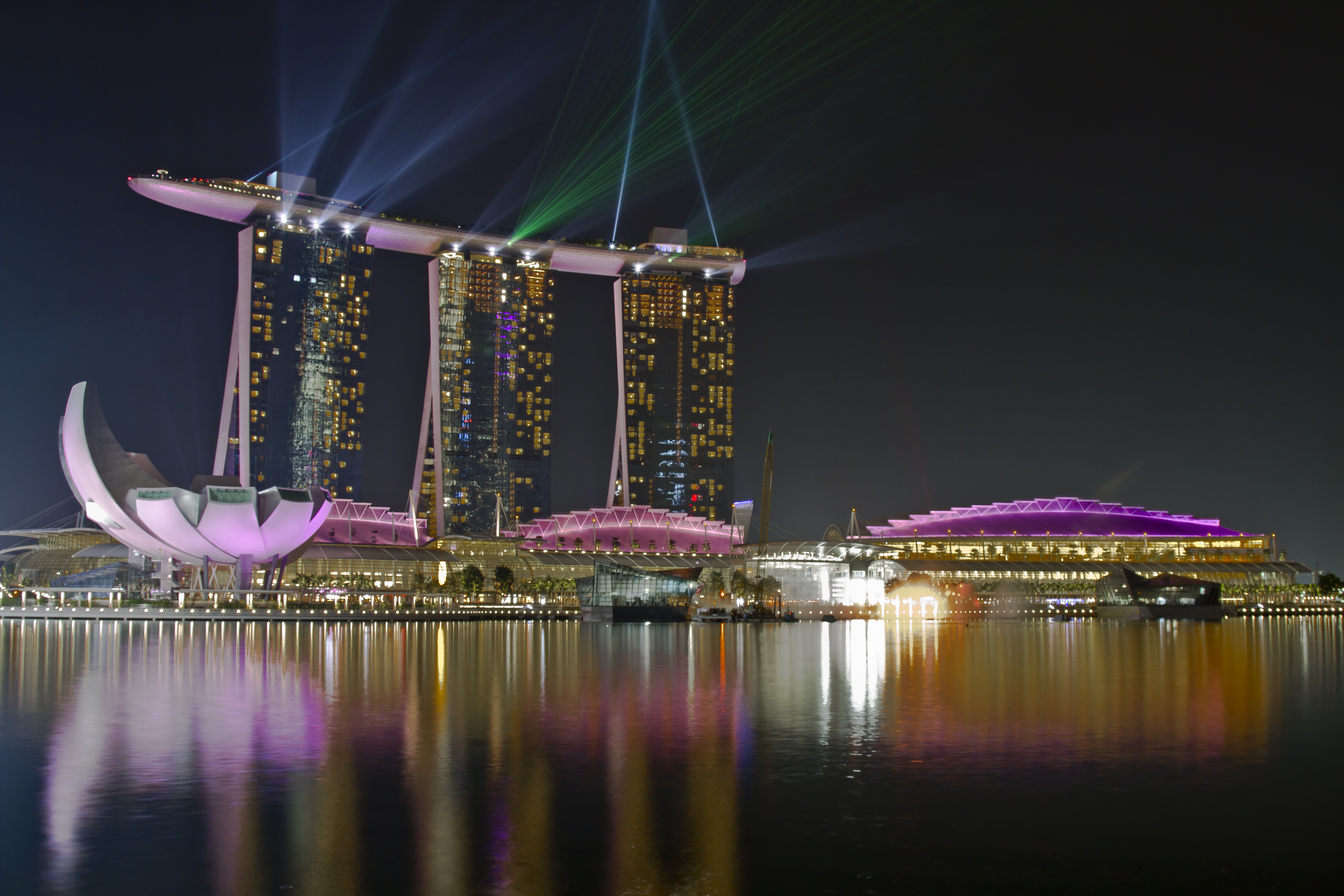 marina bay sands At marina bay sands (mbs) ballrooms, our english services and rock kidz (our  children's ministry) classes meet at 830am, 1130am, 230pm and 530pm on.