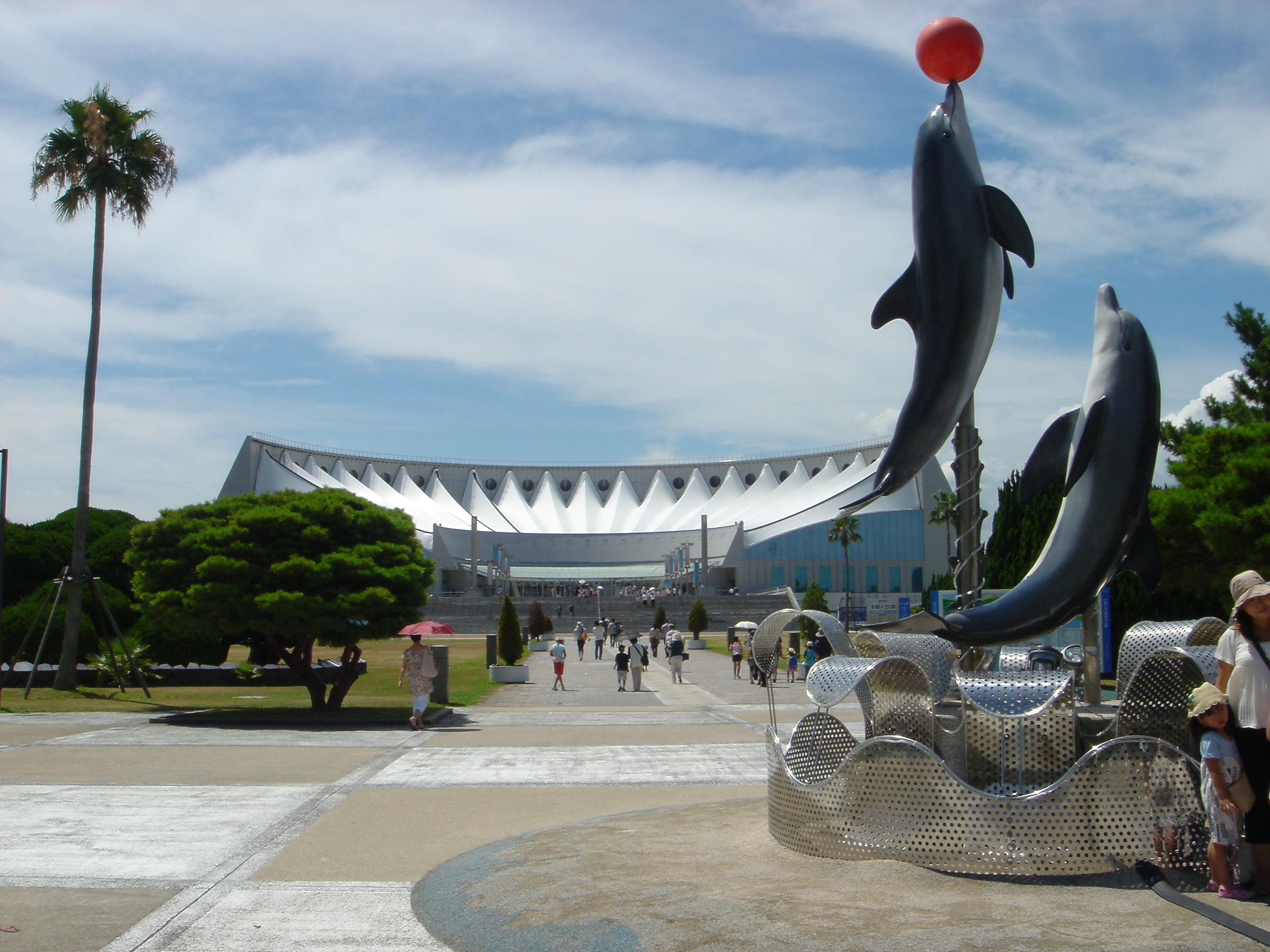 Marine World Uminonakamichi - Aquarium in Fukuoka - Thousand Wonders