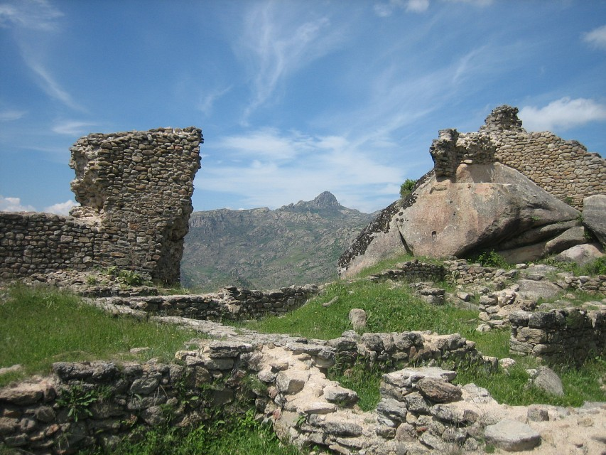 Fortress Towers of Marko - Markovi Kuli