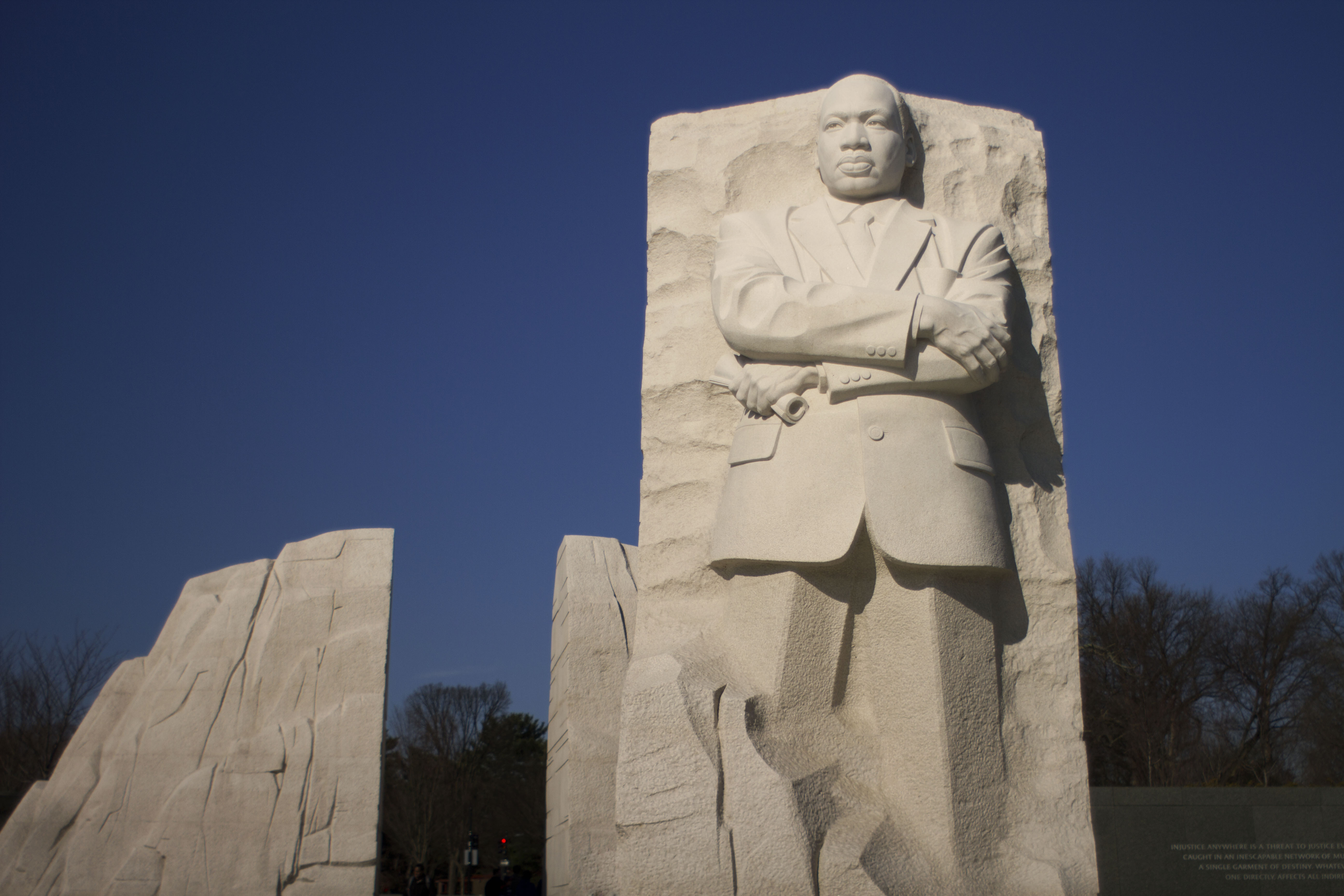 Martin Luther King Memorial Statue In Washington D C Thousand