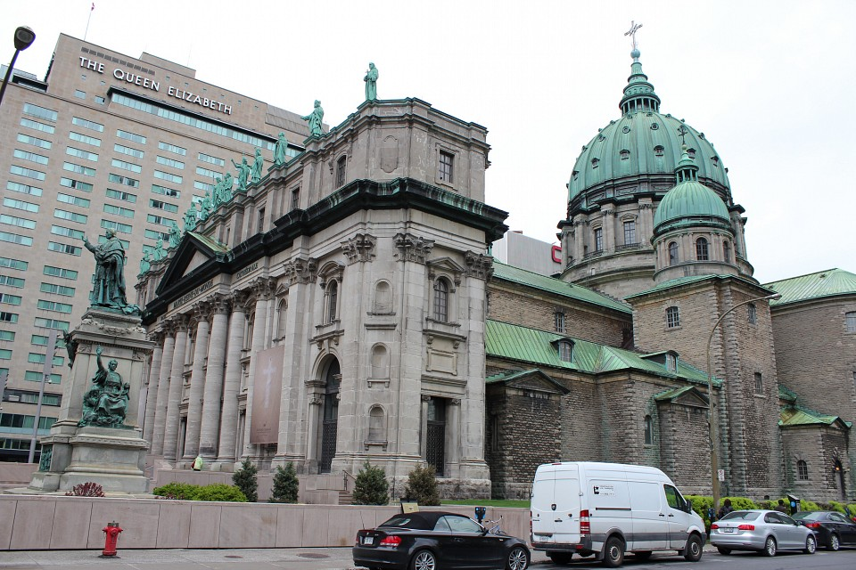 Second Largest - Mary, Queen of the World Cathedral