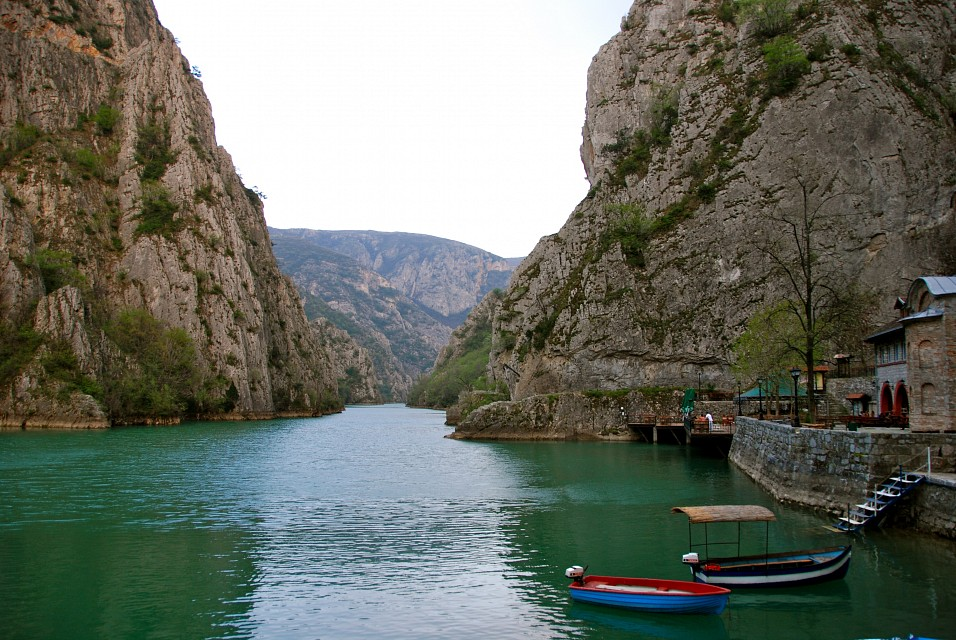 Матка - Matka Canyon