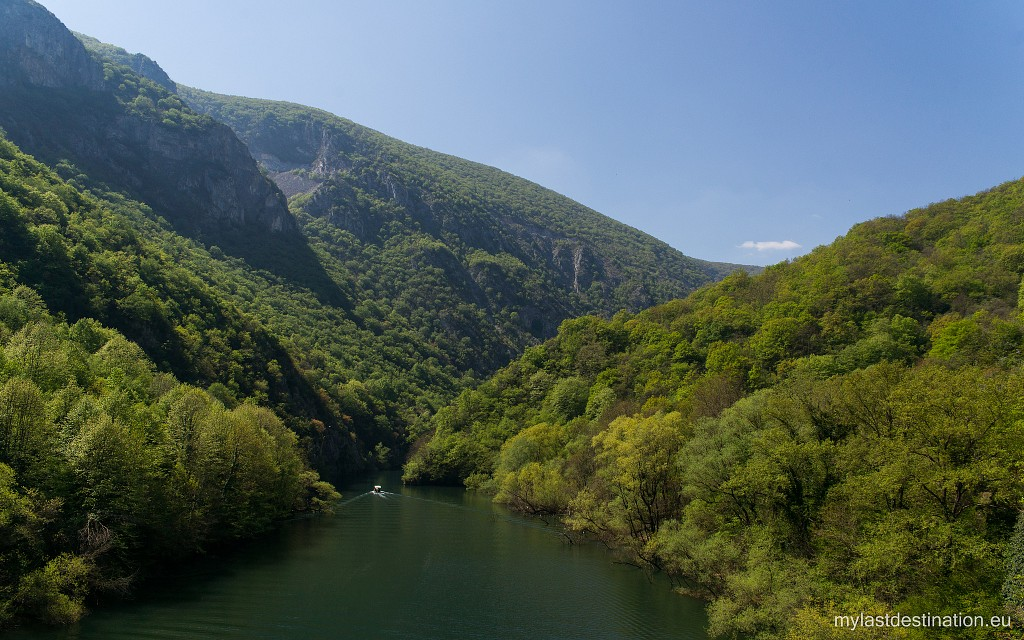 Canyon (Matka, Macedonia) - Matka Canyon