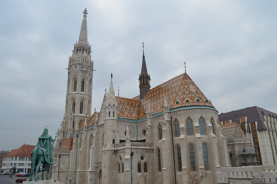 Matthias Church - Matthias Church