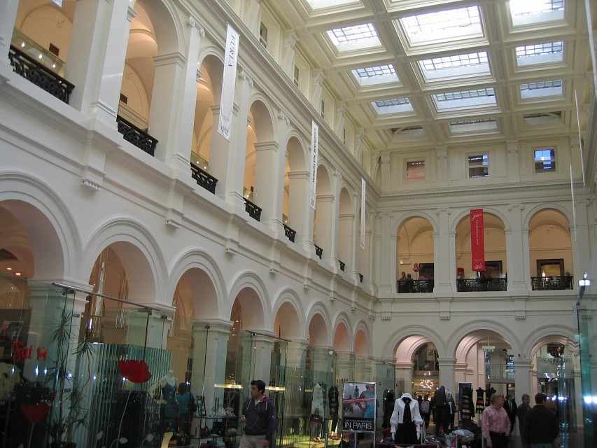 Melbourne Post Office - Melbourne's GPO