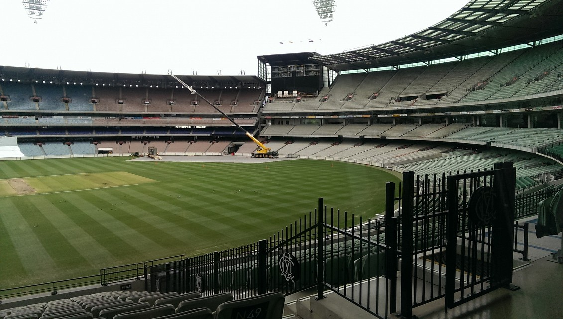 Melbourne Cricket Ground (MCG) -